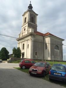 Crkva Sv.Petra-Prišlin